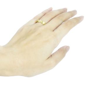 Anel H. Stern em Ouro Amarelo com Brilhante