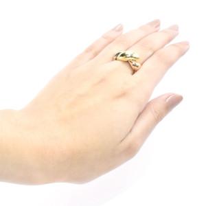 Anel Natan em Ouro Amarelo, Ouro Branco, Ouro Rosê
