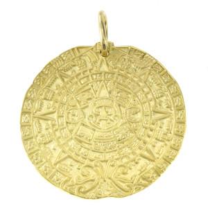Pingente H. Stern Mandala em Ouro Amarelo.